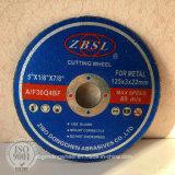 金属または鋼鉄230X3X22.2のための切断ディスク