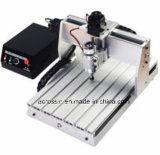 Nouveau routeur CNC automatique avec le Rotary pour le bois ou en plastique/métal/acrylique