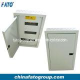 금속에 의하여 직류 전기를 통하는 도금된 벽 설치 울안 배급 상자 IP65 (JXF)