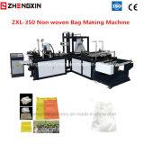 Sac Zxl-350 traditionnel chinois non tissé faisant la machine