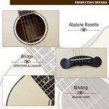 Späteste handgemachte professionelle Akustikgitarre für Verkauf