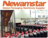 Bouteilles de boissons gazeuses Machine d'emballage de remplissage