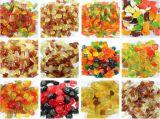 Máquina de hacer dulces jalea Línea de producción de jalea/