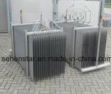 Scambiatore di calore saldato di ripristino di calore dell'acqua dei residui industriali della tessile della Manica di larghezza del piatto dell'acciaio inossidabile 316