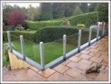 3-19mm geschnittenes Größen-ausgeglichenes Glas für Treppe, Handläufe, Balustraden, Tür, grünes Haus, Tisch-Oberseite