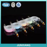 accessoires pour téléphones cellulaires d'extension coloré pour le câble USB Chargeur pour iPhone