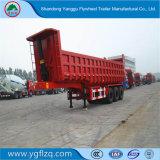 ISO9001/CCC Semi Aanhangwagen van de Kipper/van de Kipwagen van het Vakje van de Vrachtwagens van het certificaat de Zware zelf-Dumpt voor Zand/Steen Transportion
