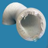 O tubo de PVC de alta temperatura do tubo do Duto de Ar, Tubo Flexível