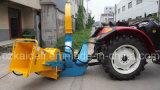 250mm Chipping 70-120découpeuse à bois de la capacité pour HP tracteur