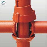 건축재료를 위한 Tyt Panited 건축 비계 시스템 또는 Cuplock 비계