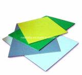 Material de fibra de vidro com retardante de fogo folha plana, tipo Pultrusion fs50A