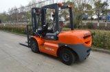 Nieuwe Diesel van 4 Ton Vorkheftruck met Al Goede Elektrische Motor van de Cabine