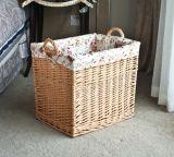 Eco-Friendly (BC-ST1020)를 가진 Handmade Wicker Storage Basket