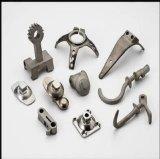 Componentes mecánicos inoxidables de la pieza de acero fundido con trabajar a máquina del CNC