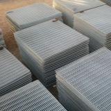 Barre en acier soudé de caillebotis recouvert de PVC de treillis soudé