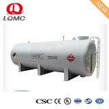 Os tanques de armazenagem de diesel fabricados na China com 80000 litros