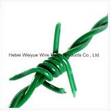 高品質のエレクトロによって電流を通される有刺鉄線