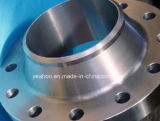 ANSI B16.5 600lbs di Carbon & di acciaio inossidabile Steel Forged Weld Neck Flange