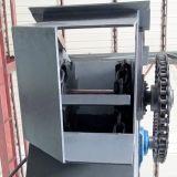 Hohe wirkungsvolle vertikale Kettenförderanlage, Inlined Schaber-Förderanlage