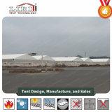 Diseño de muebles de almacenamiento de 20x30m tienda de campaña para almacén