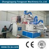 El cajetín de mezcla en la maquinaria de plástico