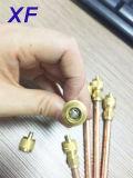 Клапан рефрижерации односторонний, латунный штуцер, клапан доступа, клапан Pin