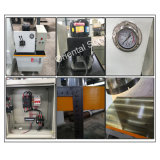 Pressa solida 100t 120t 160t 200t del pneumatico del carrello elevatore idraulico