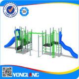 Strumentazione esterna del campo da giuoco del campo da giuoco di divertimento dei capretti della struttura esterna dei giochi (YL55485)
