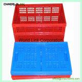 Laminación de malla de plástico plegables de PP Tote en venta