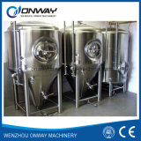 Hoher Efficient Edelstahl Beer Milk Sugar Cassawa Starch Wine Industrial Fermentation Equipment