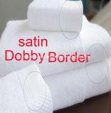 Embleem van uitstekende kwaliteit 100% van de Douane het Katoenen Bad van het Hotel, de Reeks van de Handdoek