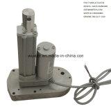 Gelijkstroom Mini Linear Actuator 12V of 24V 750N 350mm Stroke