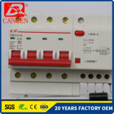 RCCB MCB C45-63 1p к фабрике 4p MCB направляют раковину Plasctic польностью медного контакта серебра катушки пожаробезопасную