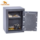 Coffre-fort ignifuge de Tigerking avec le blocage électronique approuvé d'UL