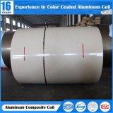 0.02-3мм ПВДФ алюминиевых катушек панелей для наружной стены строительные материалы