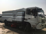 Dongfeng 9000Lの道の洗剤の高品質の舗装の掃除人のトラック