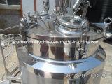 単一貯蔵タンクは3層SUS304 SUS316のステンレス鋼の二倍になる