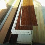 Здание качественные материалы WPC Внутренних Дел стеновые панели