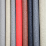 Cuir d'unité centrale Microfiber de matériau de meubles pour la couverture de sofa de combinaison