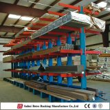 Fabrication en métal Warehouse Catilever rayonnage