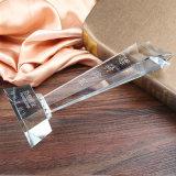2018 de Beste Trofee van het Kristal van het Glas voor BedrijfsGift