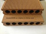 Decking composé en plastique en bois des prix raisonnables