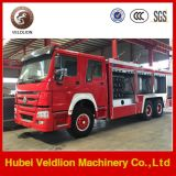 Sinotruk 6X4 HOWO Water/Foam Fire Fighting Truck