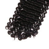 Шнурка природы волос Remy девственницы пачек части Toupee женщин скручиваемости бразильского шелковистые 2 глубокого