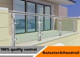Есть балкон Baluster из нержавеющей стали для проекта
