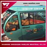 Abrir eléctrico híbrido de Runing los 50-70km de la carrocería con el triciclo de la gasolina