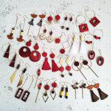Jóia de traje de imitação dos acessórios de forma do brinco da jóia dos brincos originais do projeto