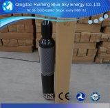 競争価格の弁が付いている携帯用酸素ボンベ