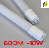 tube de verre de 60cm 10W DEL T8