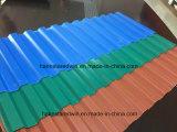 Fábrica que cubre ripias resistentes a la corrosión antisonoras de los azulejos de material para techos del material de material para techos del PVC